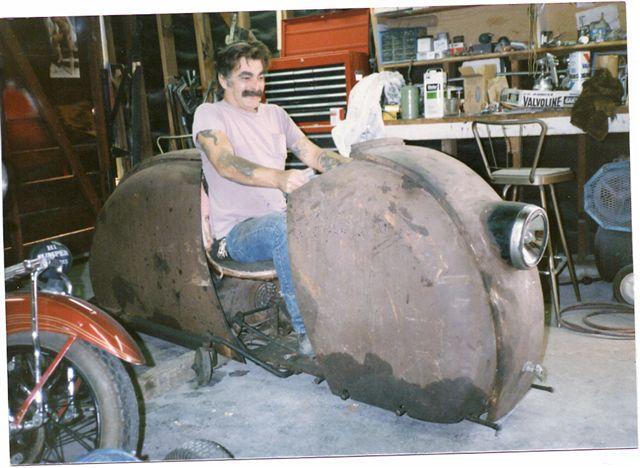 Ricks' Mystery Scooter