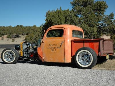 Rad Rod Truck