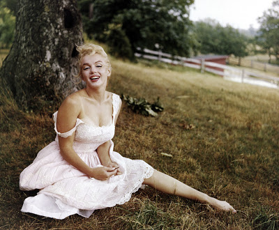 Marilyn Smiling