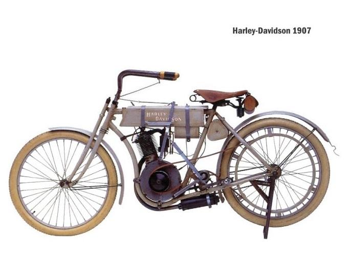 Harley 1907