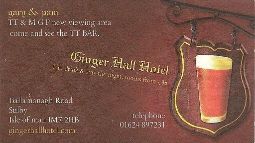 Ginger Hall Pub Hotel 001