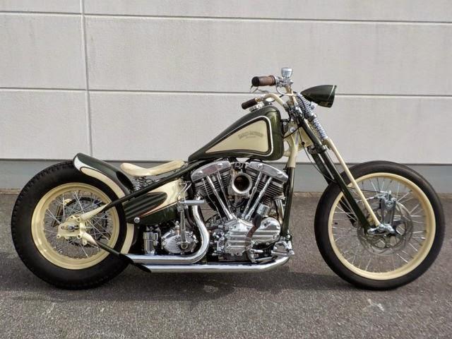 Harley-Davidson FL  48'er Shovel Custom 1