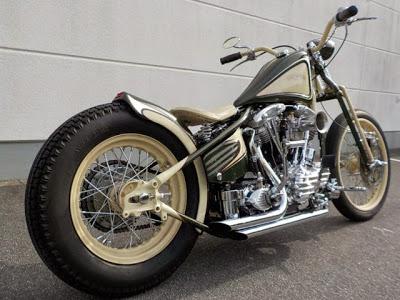 Harley-Davidson FL  48'er Shovel Custom 2