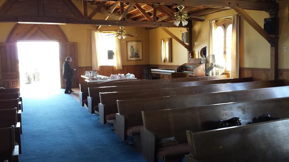 El Mirage Run 2016 Church Inside